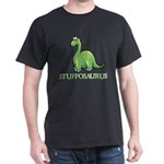 Stuffosaurus Logo Dark T-Shirt