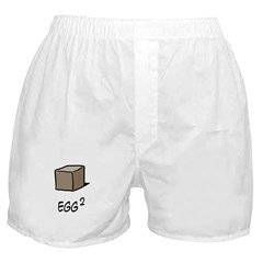Square Egg Boxer Shorts