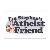 You might not be a Catholic like Stephen, but that shouldn't stop you from being Colbert's friend. If you're an atheist and a proud member of the Colbert Nation, you need this!
