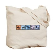Elements of Healthcare Tote Bag