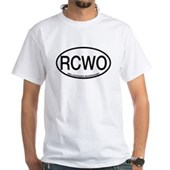RCWO Red-cockaded Woodpecker White T-Shirt