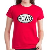 RCWO Red-cockaded Woodpecker Women's Dark T-Shirt