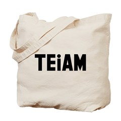 TEiAM Tote Bag