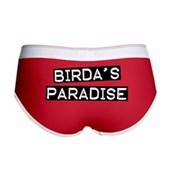 Birda's Paradise Women's Boy Brief