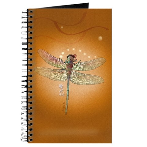 Journal : Dragonfly character. Libellules, cadeaux, Lore M's illustration.