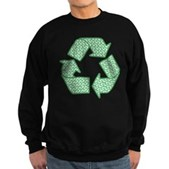 Path to Recycling Sweatshirt (dark)
