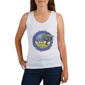Linnaeus Quote Women's Tank Top