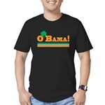 O'bama Green and Orange Shamrock Pro-Obama T-Shirt for St. Patrick's Day