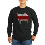 Really? Long Sleeve Dark T-Shirt