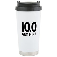 10.0 Gem Mint Ceramic Travel Mug