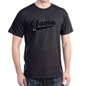 Obama 2012 Swish Dark T-Shirt