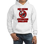 No More Offshore Drilling Hooded Sweatshirt