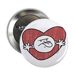 "Bad Attitude Heart 2.25"" Button (10 pack)"