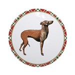 Italian Greyhound Ornaments
