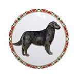 Flat Coated Retriever Ornament