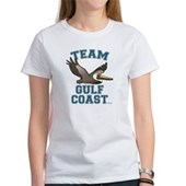 Team Gulf Coast Pelican Women's T-Shirt