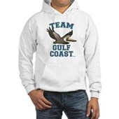 Team Gulf Coast Pelican Hooded Sweatshirt