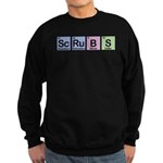 Scrubs Made of Elements Sweatshirt (dark)