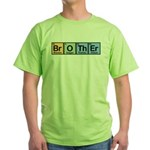 Brother Made of Elements Green T-Shirt