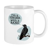  Singer with a Band Mug