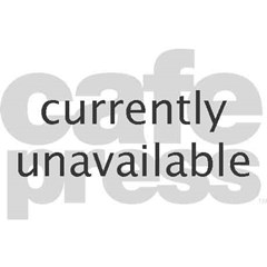 Content Rated F: Fringe Fan Sticker (Rectangle)