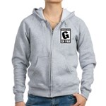 Content Rated G: General Hospital Fan Women's Zip Hoodie