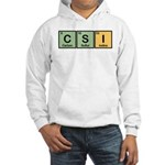 CSI Made of Elements Hooded Sweatshirt