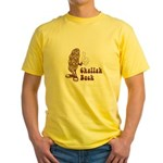 Challah Back Yellow T-Shirt