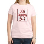 Dog Parking Women's Light T-Shirt