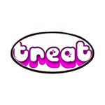 Retro Treat Patches