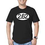 2.62 Men's Fitted T-Shirt (dark)