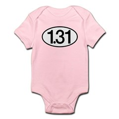 1.31 Infant Bodysuit