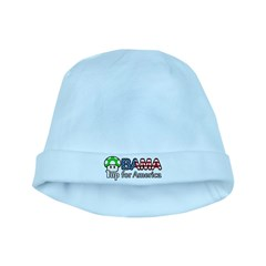 Obama 1up for America baby hat