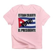 Voto! Esteban Colberto Infant T-Shirt