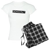 Democrat Label Women's Light Pajamas