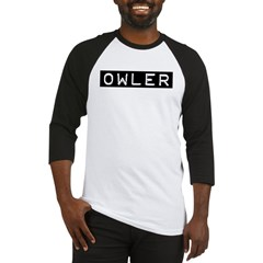 Owler Label Baseball Jersey
