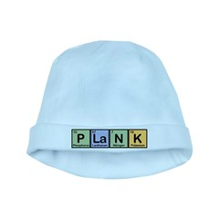 Plank made of Elements baby hat