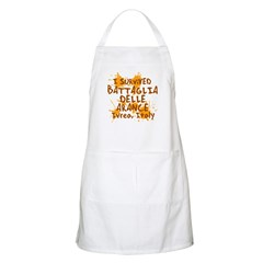 Ivrea Battle Of The Oranges Souvenirs Gifts Tees Apron
