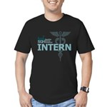 Seattle Grace Intern Men's Fitted T-Shirt (dark)