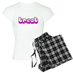 Retro Treat Women's Light Pajamas