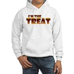 Glowing I'm the Treat Hooded Sweatshirt