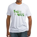 Bad Witch Fitted T-Shirt