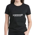 Generic werewolf Costume Women's Dark T-Shirt
