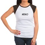 HERO Women's Cap Sleeve T-Shirt