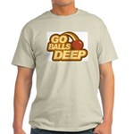 Go Balls Deep Light T-Shirt