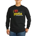 I Heart Peta Murgatroyd Long Sleeve Dark T-Shirt