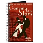 Retro Inspired DWTS Poster Journal