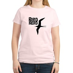 Bird Nerd (Frigatebird) Women's Light T-Shirt