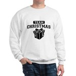 Team Christmas Sweatshirt