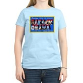 Greetings from the President Women's Light T-Shirt